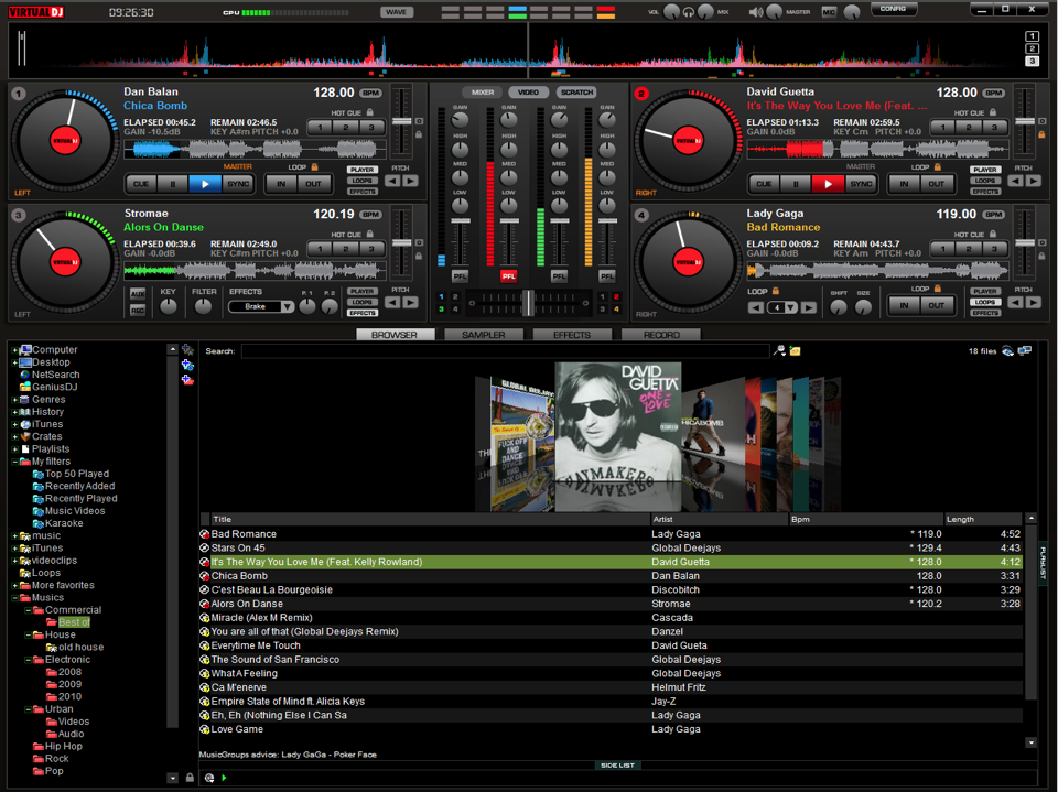 Atomix VirtualDJ Pro 7