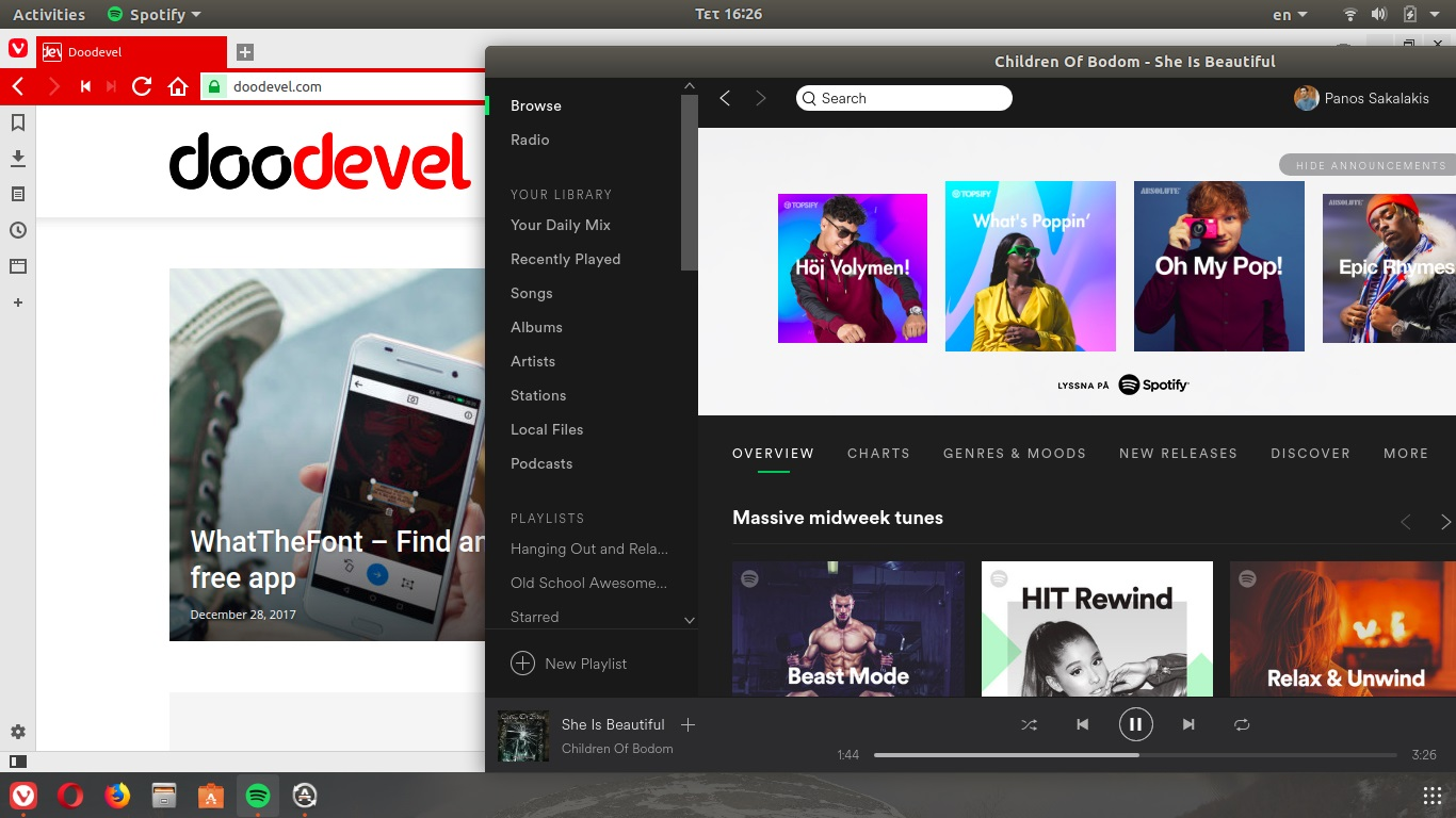 How to install Spotify in Ubuntu, Linux Mint and other Distros 2