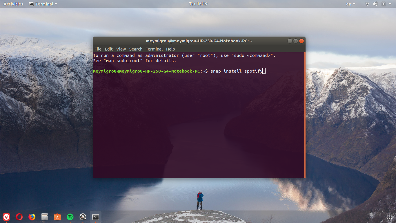 How to install Spotify in Ubuntu, Linux Mint and other Distros